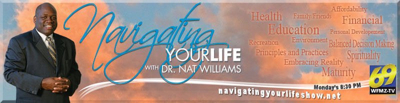 Navigating Your Life with Dr. Nat Williams